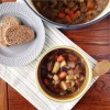 Mushroom Potato {Beef-less} Stew