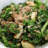Winter Massaged Kale Bowl