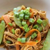 Vegetarian Thai Curry Noodles