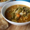 Autumn Lentil Veggie Soup