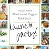 My Veggie Story & The Casual Veggie Launch Party!