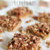 Gluten Free Sweet Potato Pecan Pie Bars