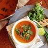 Red Lentil & Butternut Curry Soup