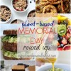 Plant-Based Memorial Day Round Up