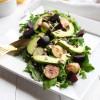 Roasted Beet & Potato Arugula Salad with Lemon Vinaigrette