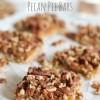 Gluten Free Sweet Potato Pecan Pie Bars