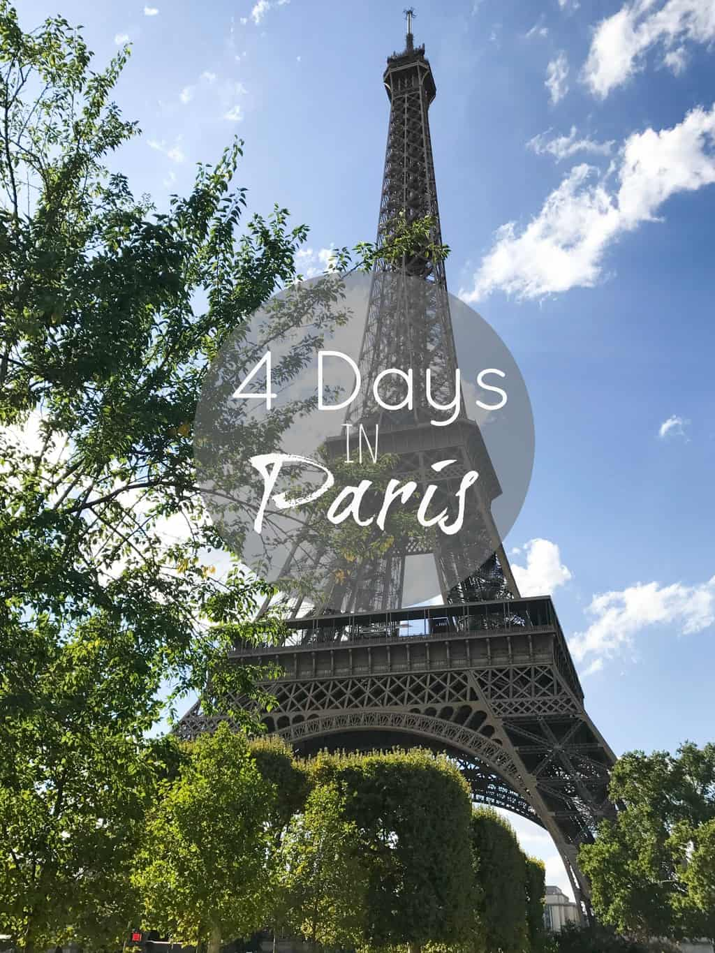4 Days in Paris | pumpkin & peanut butter